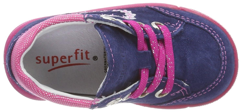 Superfit Baby M/ädchen Avrile Mini Sneaker