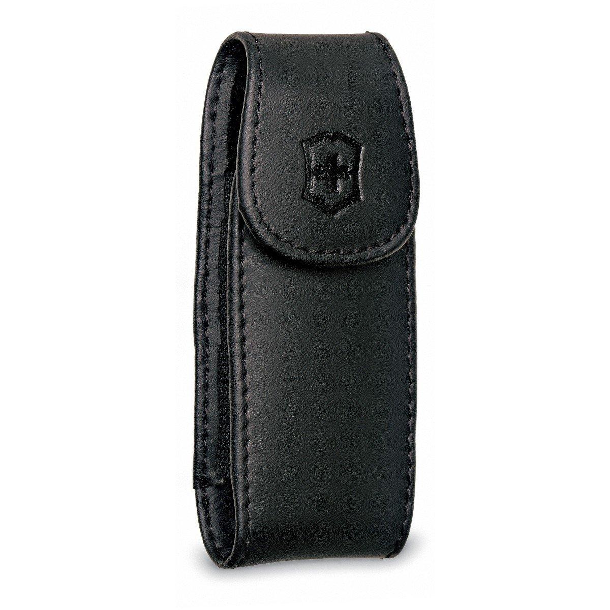 Victorinox Expandable Leather Clip