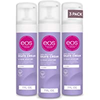 eos Ultra Moisturizing Shave Cream - Lavender | Provides 24-Hours of Skin-Softening Moisture | Shave Wet or Dry |7 Fl oz…