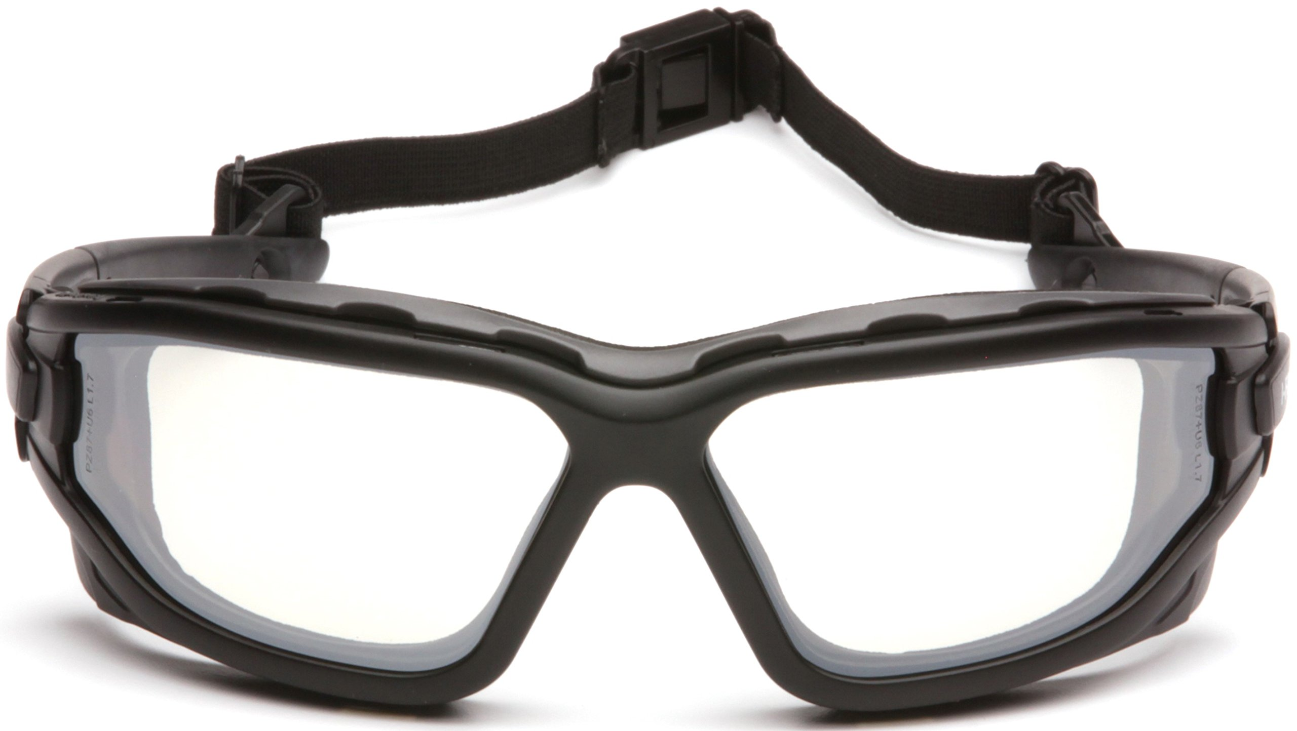 Pyramex I-Force Sporty Dual Pane Anti-Fog Goggle, Indoor/Outdoor Mirror Anti-Fog Lens by Pyramex Safety (Image #2)