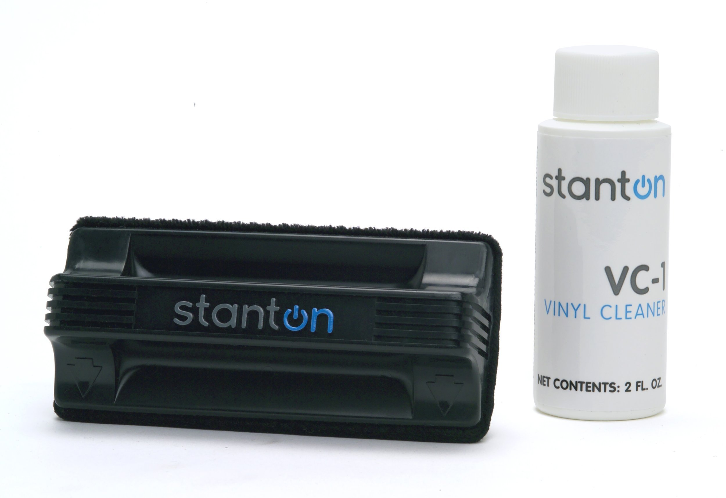 Stanton VC1 Vinyl Record Cleaner Kit with Brush by Stanton