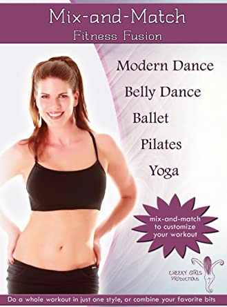 Amazon.com: Mix and Match Fitness Fusion (Ballet, Pilates ...