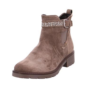 online retailer b46a6 318fb Jenny by Ara Stiefelette , Farbe: muskat: Amazon.de: Schuhe ...