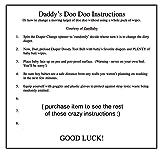 New Dad Funny Diaper Change Tool Belt Gift Set