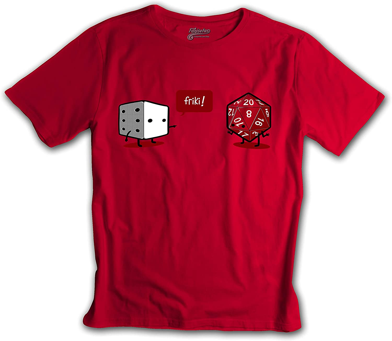 Fanisetas - Camisetas Divertidas - Camiseta Friki!: Amazon.es: Ropa y accesorios