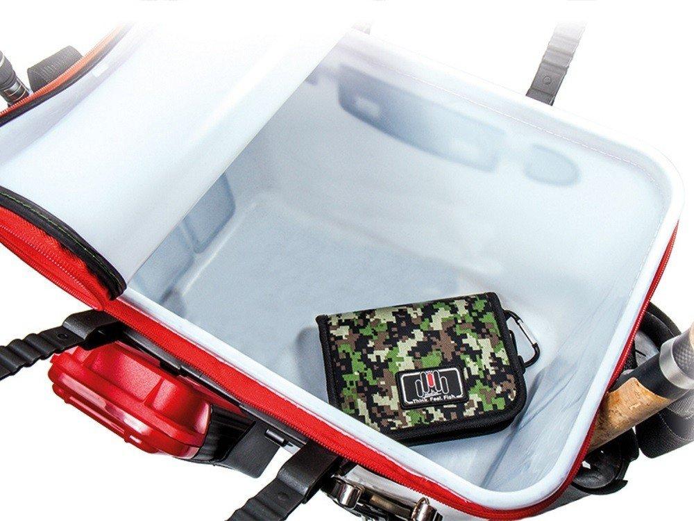 Molix Angeltasche wasserdicht-Ruten Semi Hard Tank Bag Waterproof Bag Eva