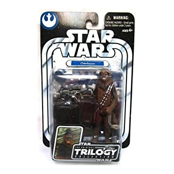 Buy Star Wars Original Trilogy Collection Otc Chewbacca 08 Online At Low Prices In India Amazon In