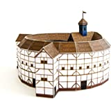 PaperLandmarks Globe Theatre Paper Model Kit