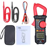 KKmoon Alicate Amperímetro digital Multímetro manual de alta precisão Alicate Amperímetro CA Alicate Amperímetro ST821