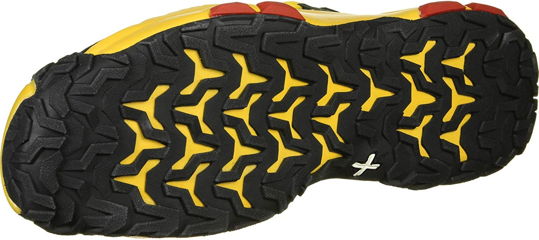 45.5 La Sportiva Unika Black//Yellow Talla