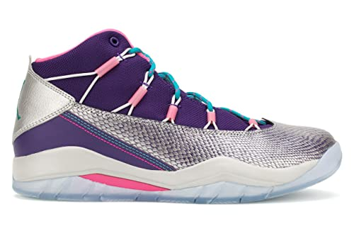 on sale 7ba1a b82fa Jordan Girls Prime Flight Gs 616593-508 Big Kids Basketball Shoe, 5   Amazon.ca  Shoes   Handbags