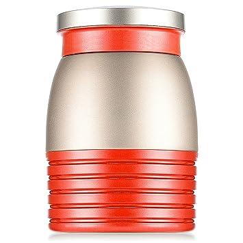 GRSB Botella,Termo Termo De Acero Inoxidable De Pared Doble Vacío Aislado Botellas De Agua