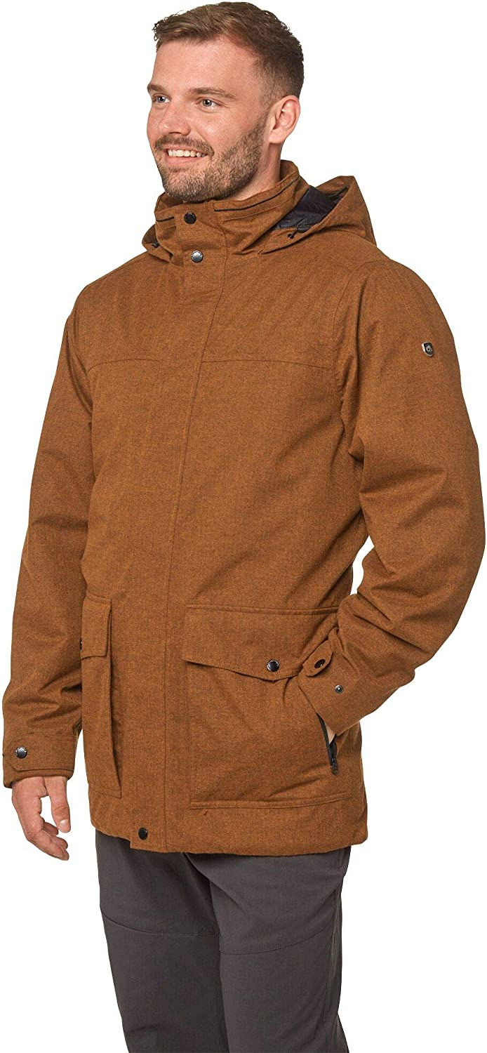 Craghoppers Mens Castor Jackets Waterproof Insulated