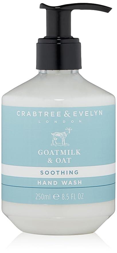 Crabtree & Evelyn – Jabón de leche de cabra y avena lavado a mano, ...
