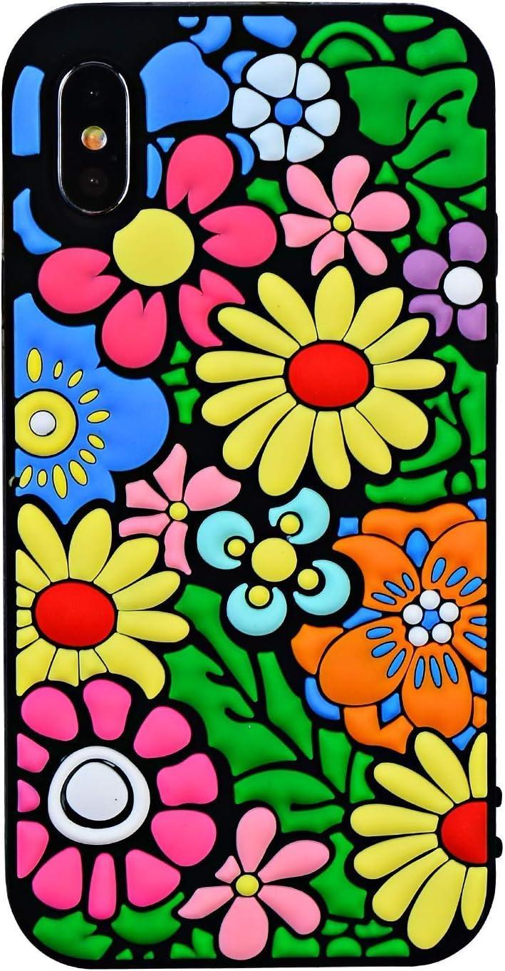 FLOWER Design KIDS//ADULTS  MOBILE PHONE HOLDER//COVER//CASE NEW