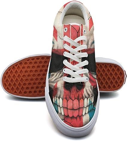 Ouxioaz Womens Classic Shoes British