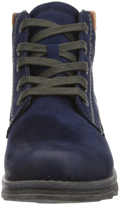 MARCO TOZZI 25208 Damen Combat Stiefel Blau Blau Blau (Navy 805) 751a75