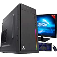 Xtreme PC Gamer Radeon Vega 11 Ryzen 5 8GB SSD 240GB Monitor 24 WiFi