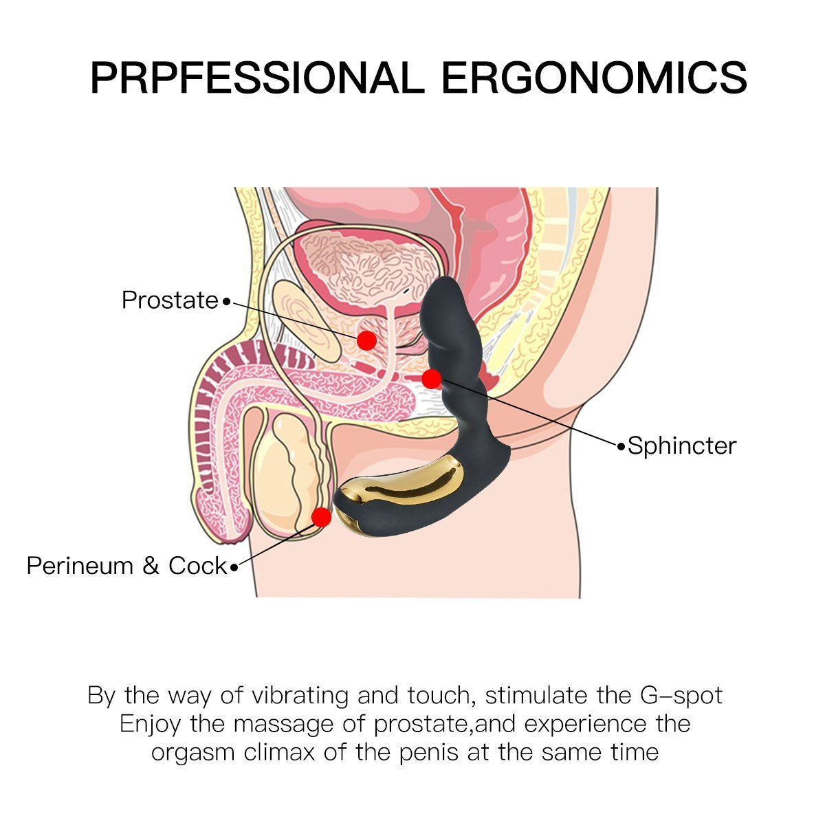 Stimulate perineum
