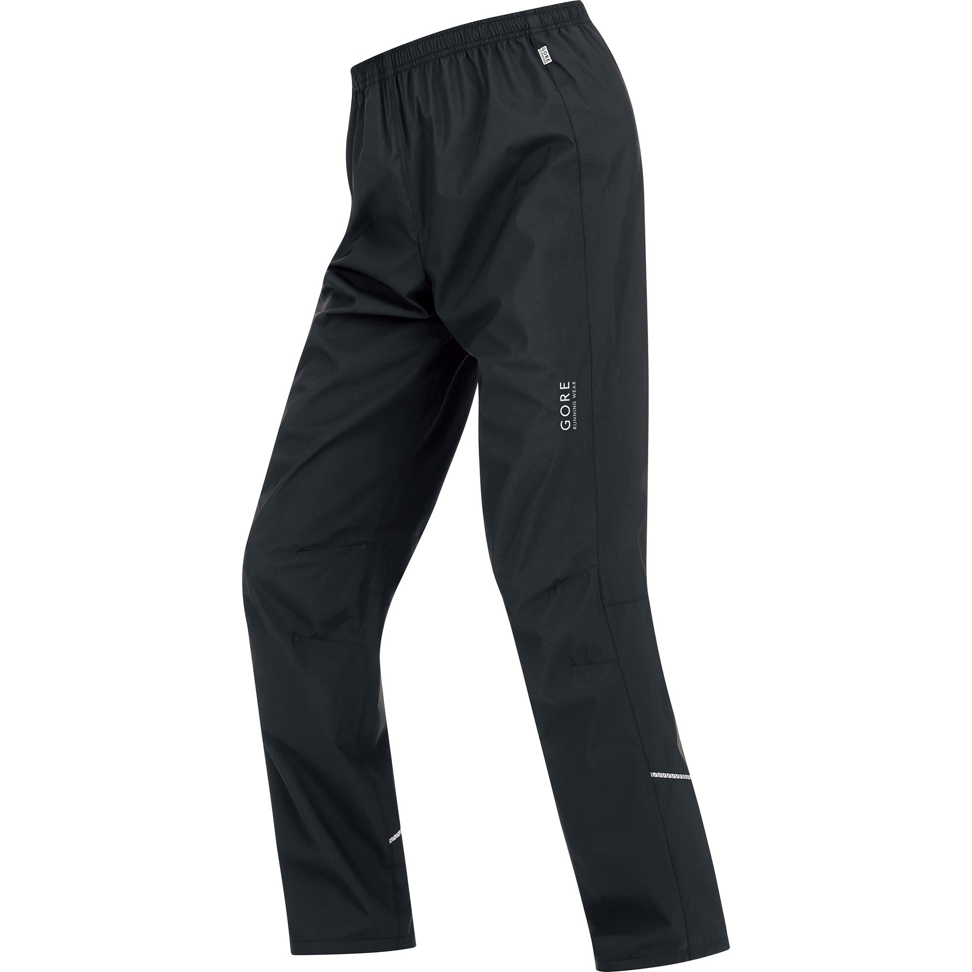 Gore Running Wear Men's Essential Active Shell Pant, Black, X-Large by Gore Running Wear (Image #4)