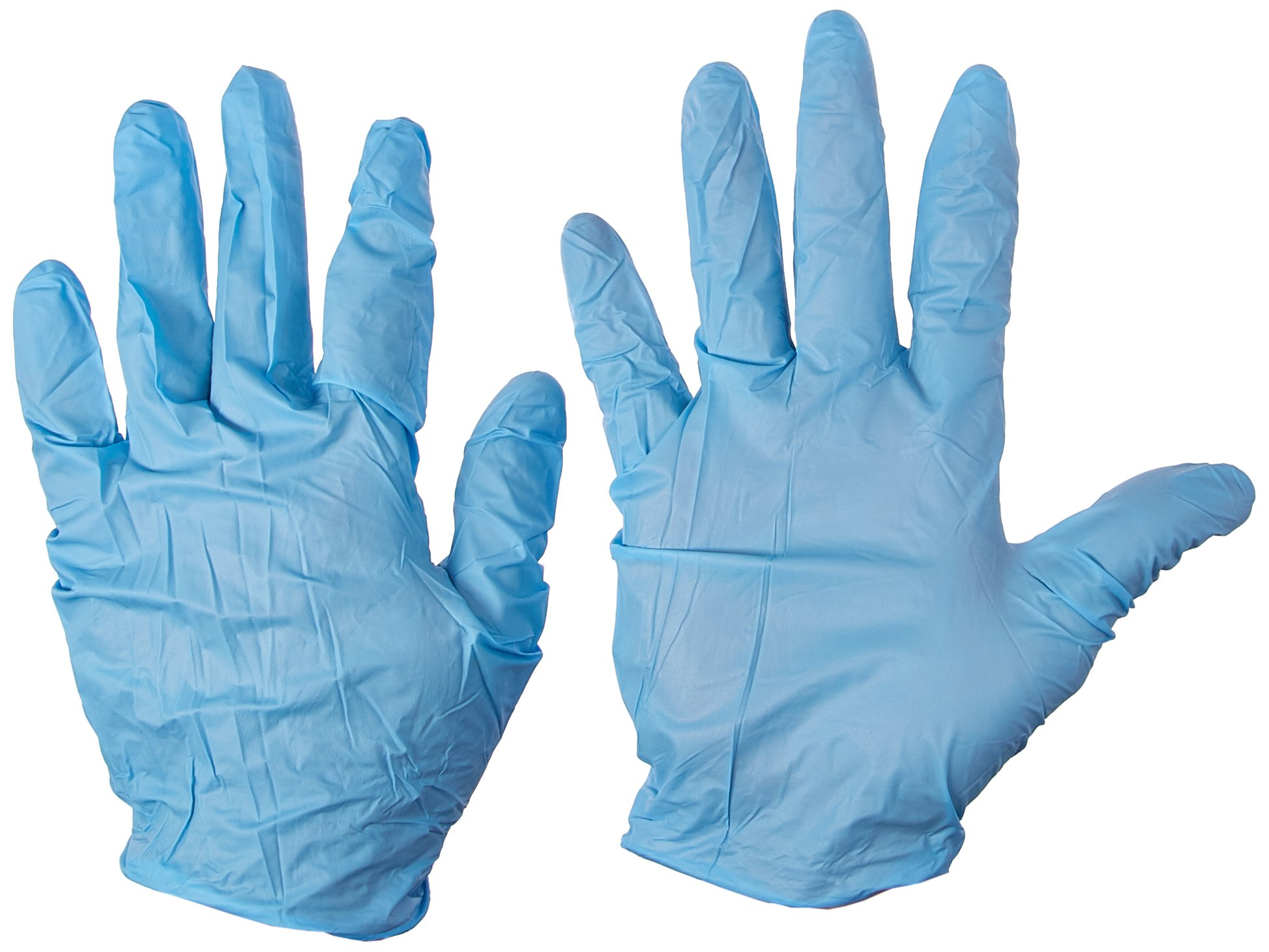 Cardinal Health Esteem 8814NXXB Nitrile Stretchy Micro Textured Examination Gloves, Size XX-Large (Case of 1500) by Cardinal Health (Image #1)