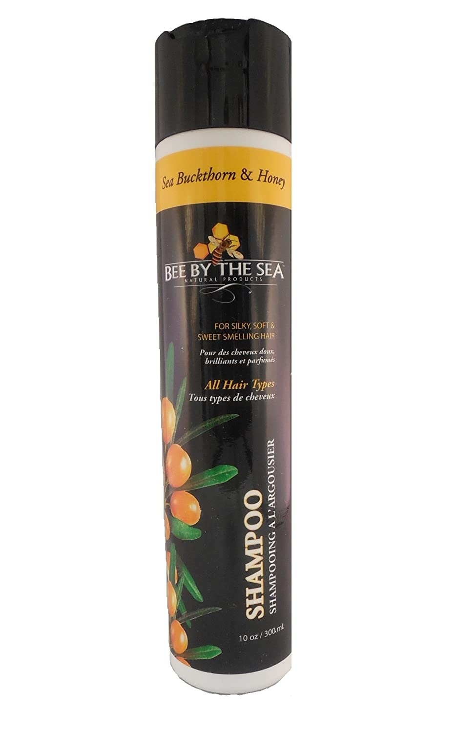 Bee By The Sea's Sea Buckthorn and Honey Shampoo