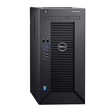Image result for dell poweredge t30 intel xeon e3-1225v5