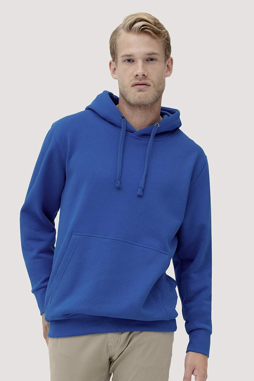 Kapuzen-Sweatshirt Premium Royalblau