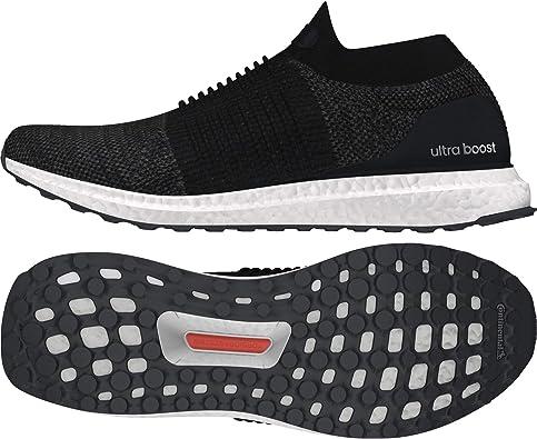 Exquisito ganar Flotar  Amazon.com: Adidas Ultraboost - Encaje para mujer, color negro y blanco,  8.5: adidas: Shoes