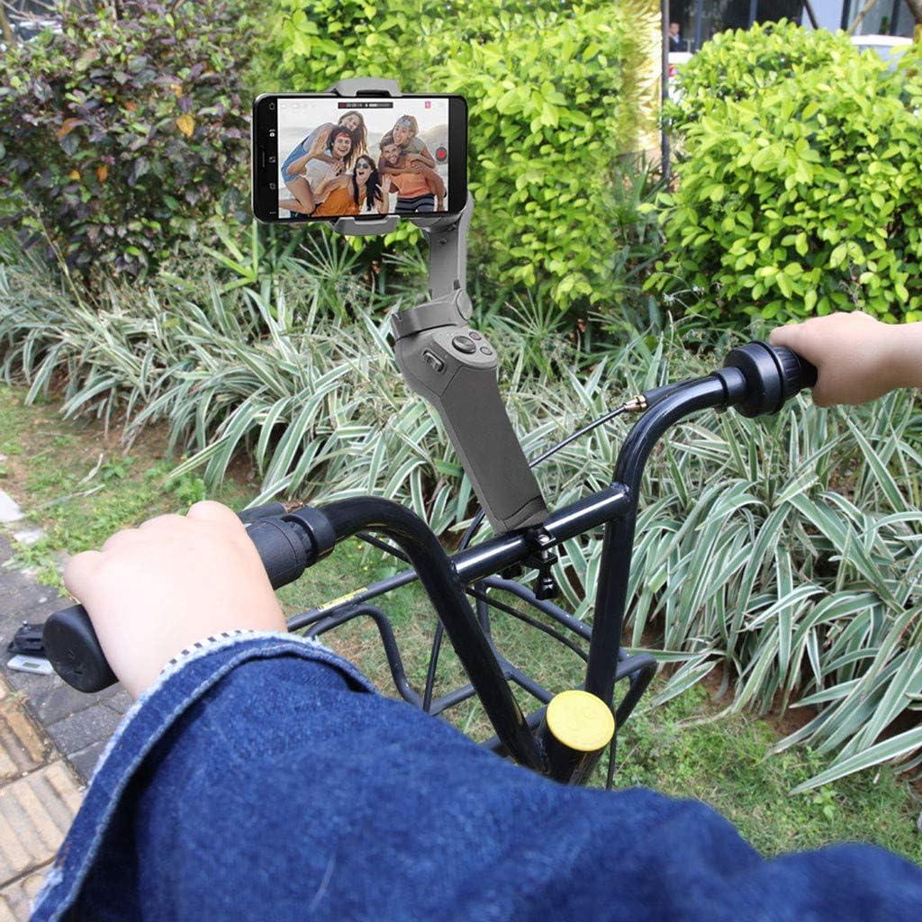 jfhrfged Accesorios de rotación del Soporte para Bicicleta compatibles con dji OSMO Mobile 3 Gimbal Partes del Acoplamiento cardán palmar -Nero: Amazon.es: Electrónica
