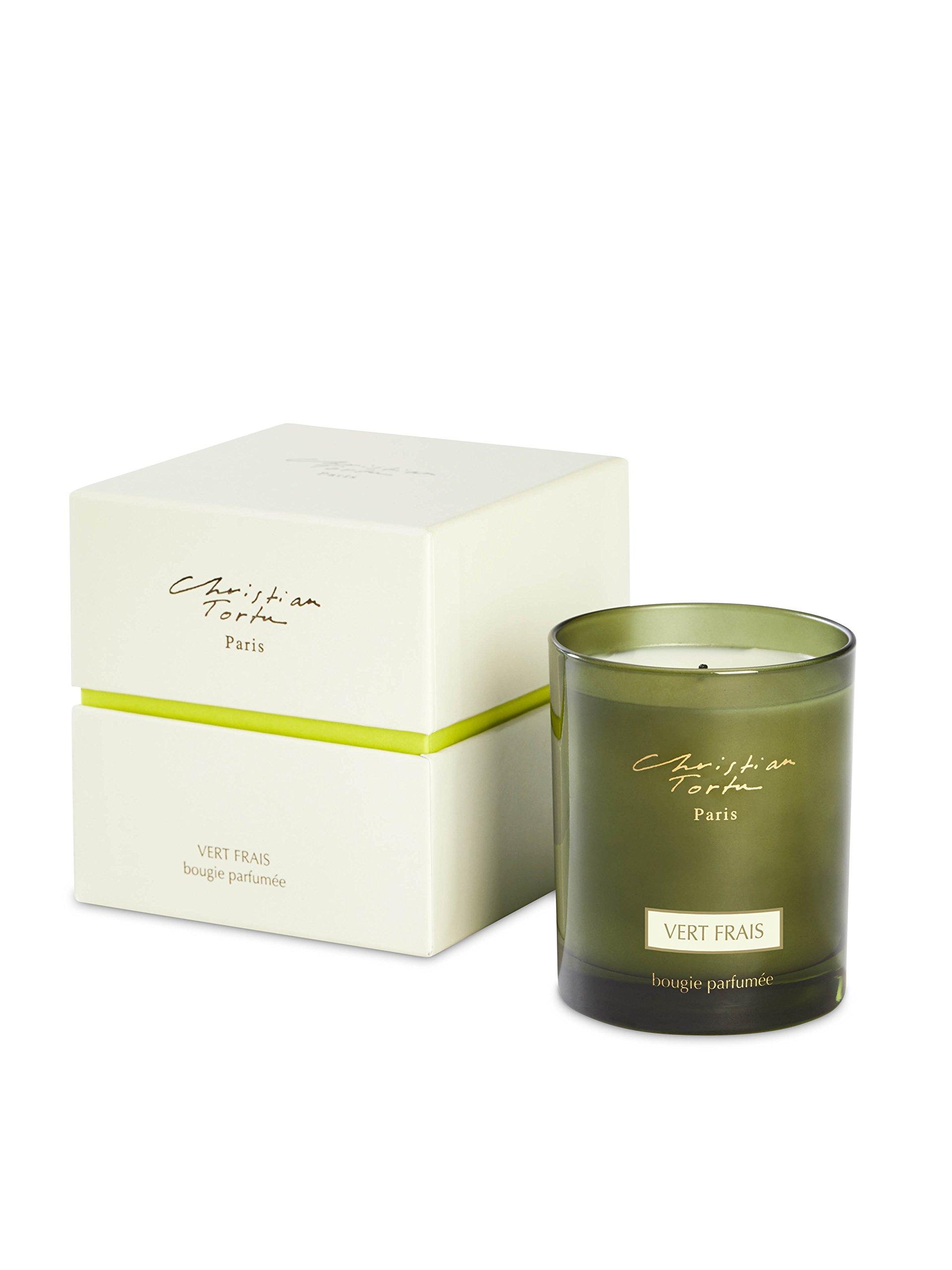 Christian Tortu Vert Frais (Fresh Green) Candle