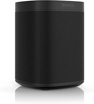 Sonos One Wireless Speaker with Alexa Voice Assistant