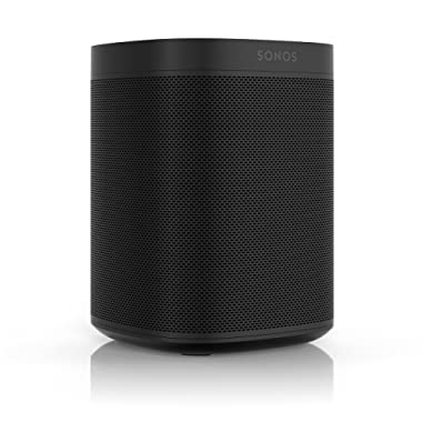 Sonos One (Gen 1) - Voice Controlled Smart Speaker with Amazon Alexa Built-in (Black)