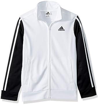 25637a258 Amazon.com: adidas Boys' Tiro and Tricot Jackets: Clothing