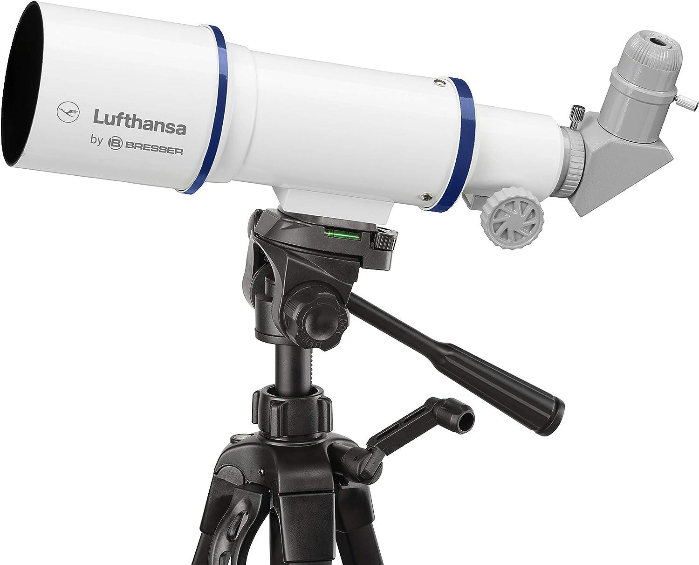 Lufthansa Reise Teleskop 70 350 Refraktor Mit Stativ Kamera