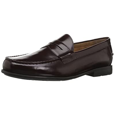 Nunn Bush Men's Drexel Penny Loafer with Kore Comfort Technology | Loafers & Slip-Ons