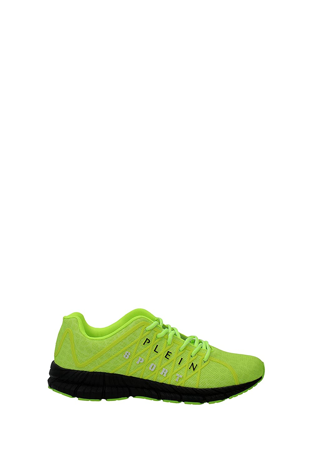 b0e775f16eb Philipp Plein Sneakers Plein Sport Runner Matrix Men - Fabric  (MSC0619STE003N09) 6.5 UK: Amazon.co.uk: Shoes & Bags