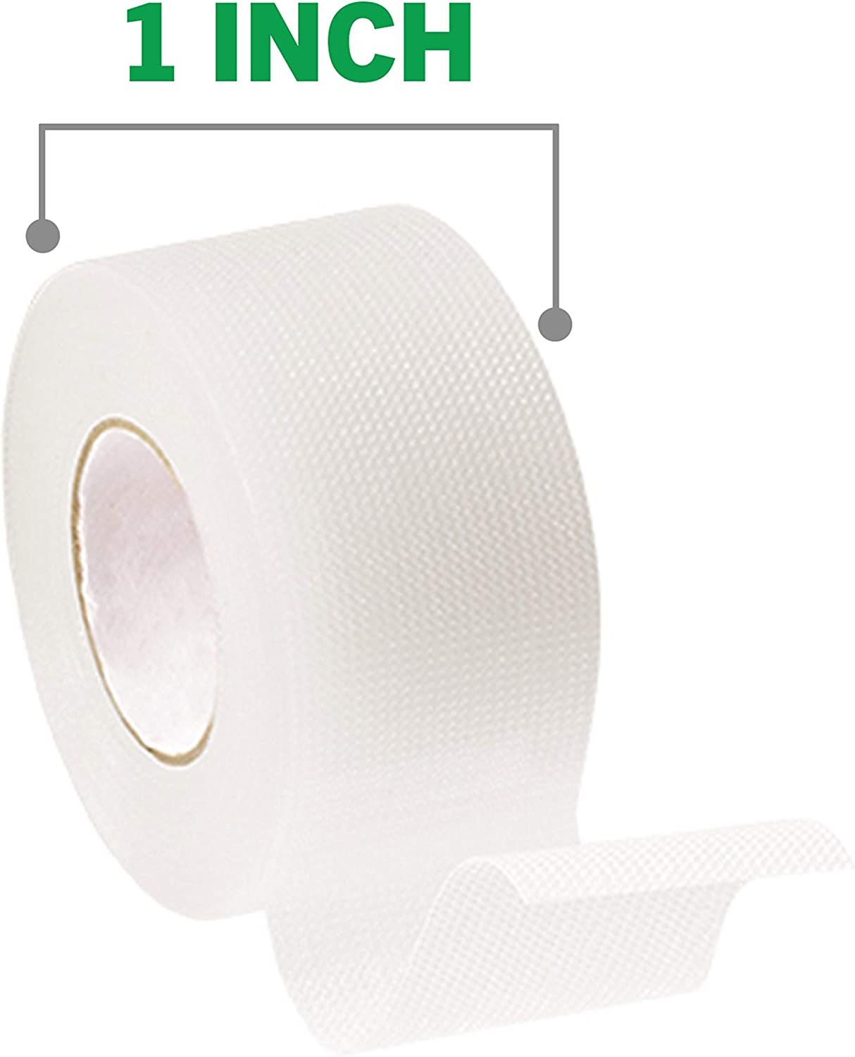 1 Count 1 in X 10 Yds Nexcare Nexcare Flexible Clear First Aid Tape 771-1pk