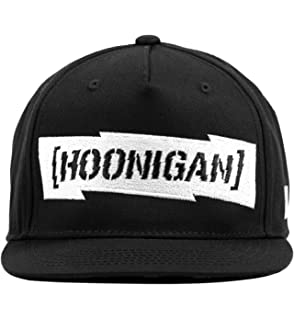 Hoonigan Gymkhana 10 Censor Bar Snapback Hat. Premium Snap-Back Baseball Cap Best Gift
