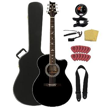 PRS SE Angelus A10E acústica guitarra eléctrica Bundle con ...