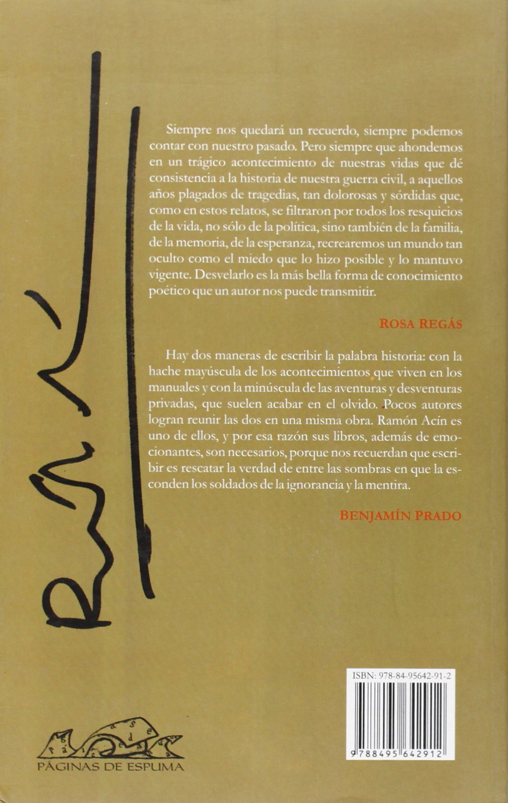 Hermanos de sangre (Voces/ Literatura): Amazon.es: Acín, Ramón, Casamayor, Juan: Libros