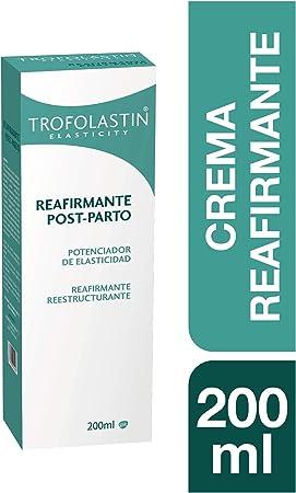 Trofolastin - Crema Post Parto, Reafirmante y Reestructurante - 200 ml