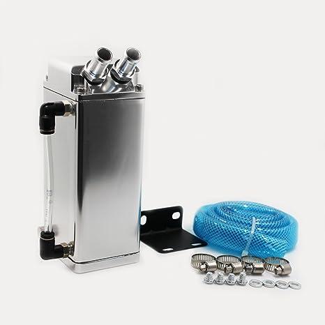 Modauto - Depósito Aceite de Coche, Decantador de Aceite, Captura de Aceite de Motor