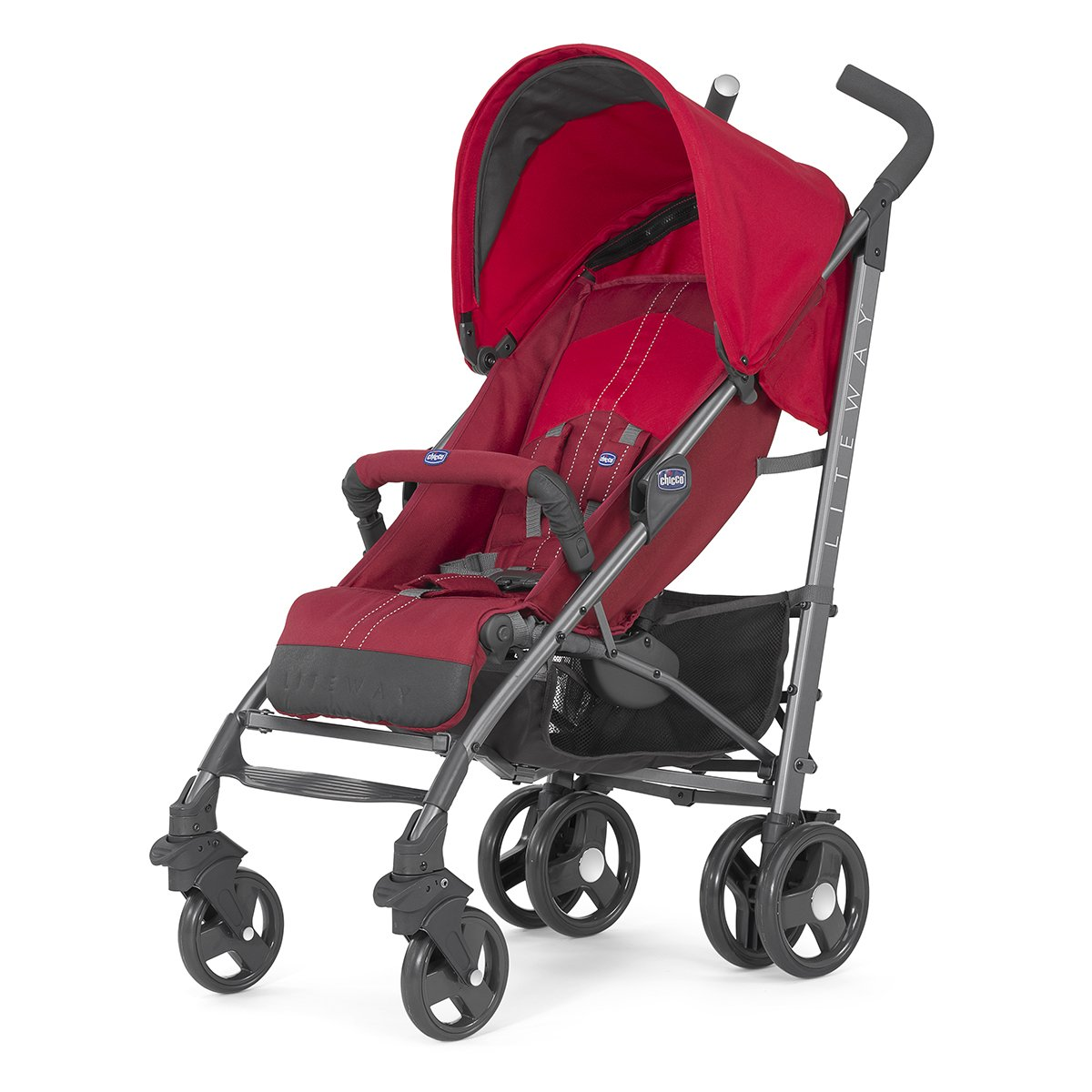 Chicco 06079546800000 Lite Way Buggy, Blue