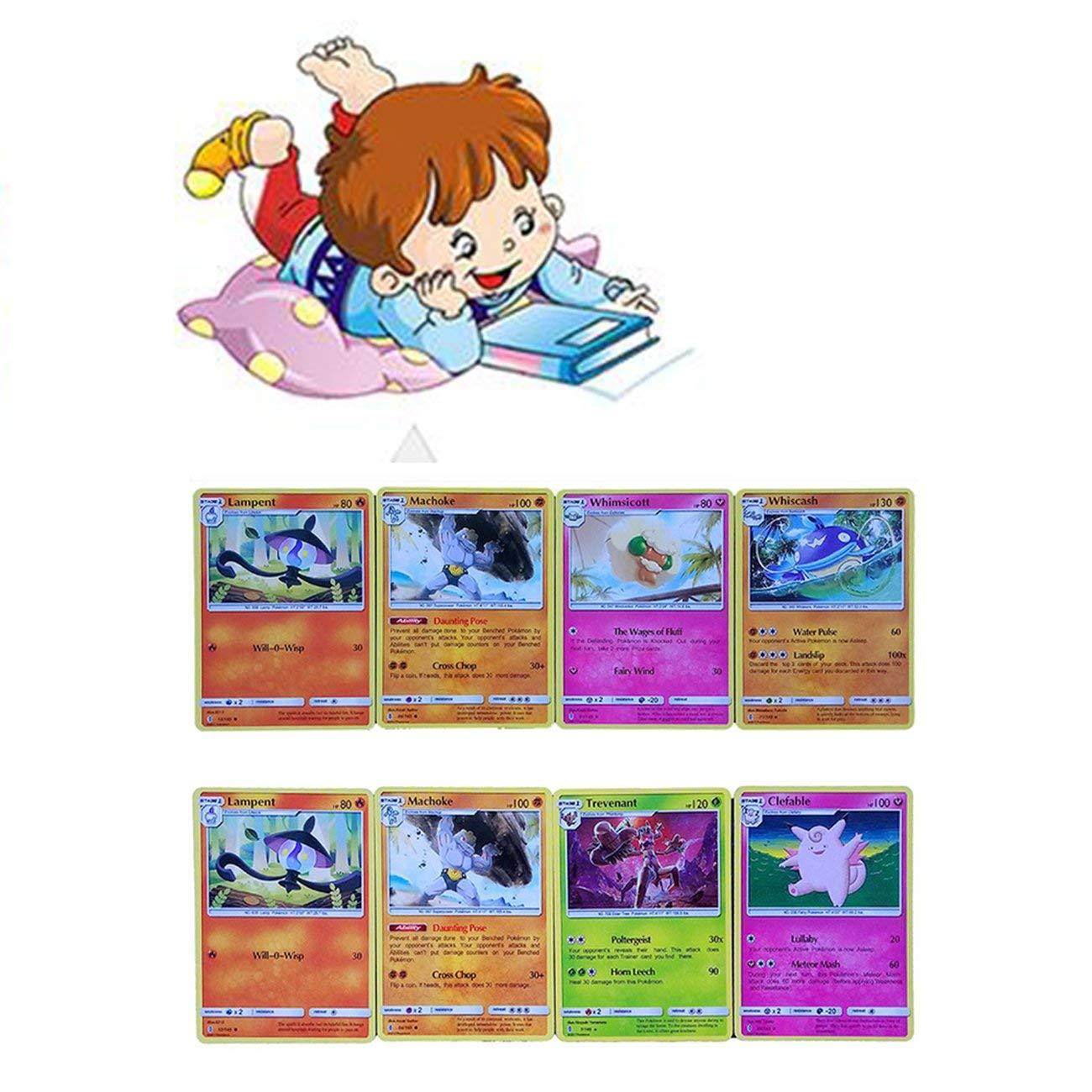 GreatWall - Álbum portátil para Cartas Pokemon, 324 Tarjetas ...