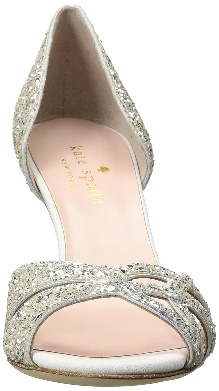 a815368bd66a Amazon.com  Kate Spade New York Women s Idaya Heeled Sandal Crystal 5 M US   Shoes