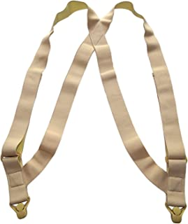 product image for Holdup Hidden Plus Sized Maternity Undergarment Hip-clip Style Suspenders with Gripper Clasps