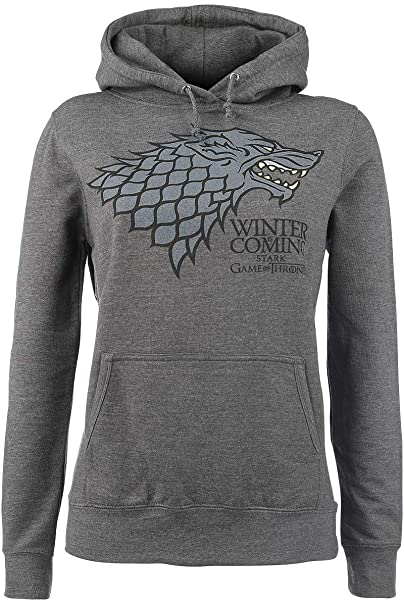 Game Of Thrones House Stark Winter Is Coming Hooded Sweater