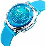 Kids Digital Watch Outdoor Sports Watches Boy Girls LED Alarm Wrist watch Children's Wristwatches