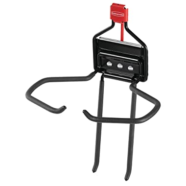 Rubbermaid Shed Accessories Power Tool Holder, Individual, Black